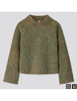 damen-u-pullover-mit-weiten-Ärmeln by uniqlo