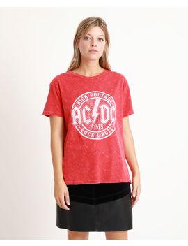 T Shirt Ac/Dc by Pimkie