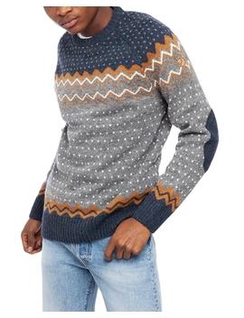 Övik Knit Sweater M Navy by Fjällräven