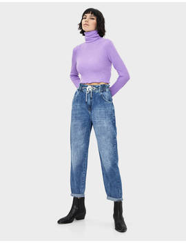 jeans-paper-bag by bershka