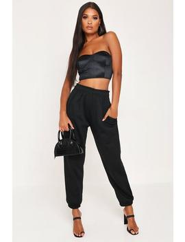 black-oversized-90s-joggers by i-saw-it-first