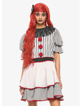creepy-clown-costume by hot-topic