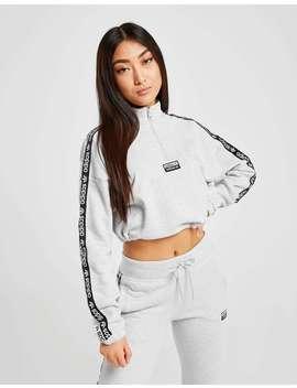 adidas-originals-tape-1_4-zip-sweatshirt by jd-sports