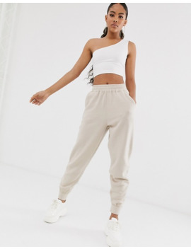 missguided-tall---joggingbukser-med-ribkant by missguideds