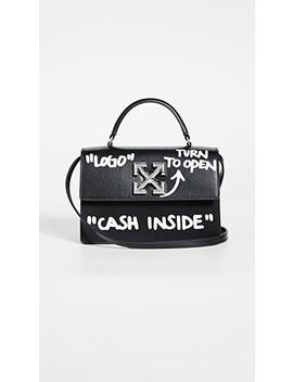 jitney-14-cash-inside-satchel by off-white