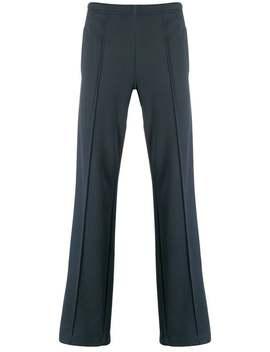 Maison Margiela          Straight Leg Track Pants Blue by Maison Margiela