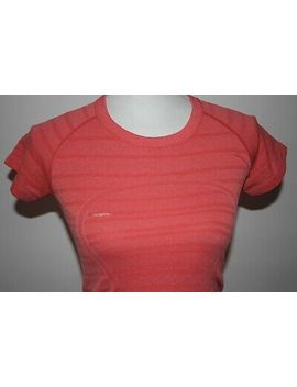 lululemon-4-run-swiftly-short-sleeve-tech-shirt-heathered-coral-w_-flaw* by lululemon