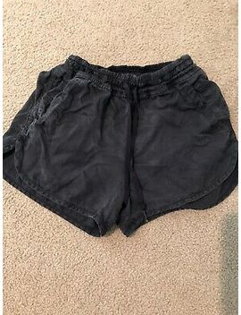 lululemon-black-shorts-ladies-size-2 by lululemon