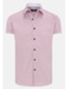 Dusty Pink Freedom Shirt by Connor