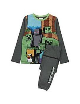 minecraft-pyjamas by asda