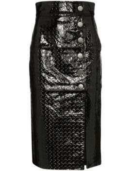 lucy-embossed-pencil-skirt by skiim