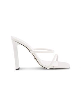 Florence Milk Capretto Heels by Tony Bianco