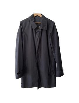 black-cotton-coat by dior-homme
