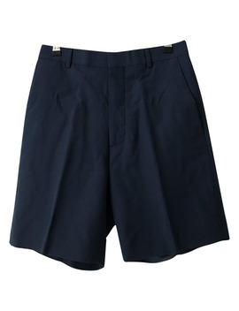 navy-shorts by dior-homme