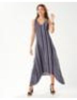 Anoche Stripe Tambour Maxi Dress by Tommy Bahama