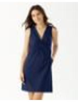 Pearl Twist Front Dress by Tommy Bahama