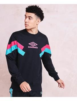 Chevron Sweatshirt by Umbro