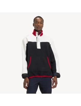 fleece-anorak-im-farbblockdesign by tommy-hilfiger
