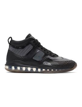 black-lebron-james-x-john-elliott-edition-icon-qs-sneakers by nike