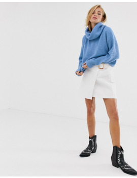 brave-soul-harribo-jumper-in-frosty-blue by asos