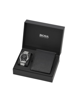 Hugo Boss Gift Set Mens 1570093 by Goldsmiths