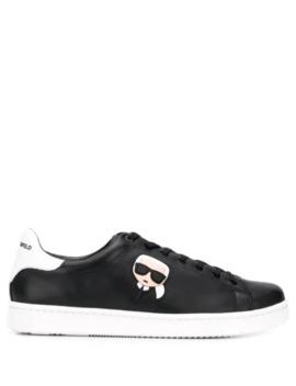 kourt-karl-ikonik-3d-sneakers by karl-lagerfeld