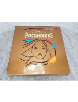 disney-pocahontas-masterpiece-laserdisc-boxed-set---deluxe-cav-edition by ebay-seller