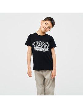 kids-kaws:-summer-ut-graphic-t-shirt-(1) by uniqlo