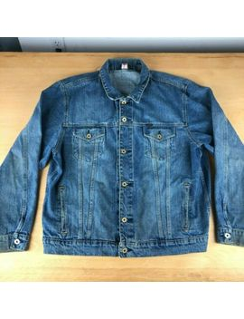 ralph-lauren-polo-jeans-company-denim-jacket-mens-size-xl by ralph-lauren