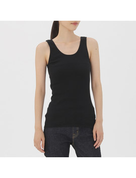 Ogc Rib Tank Top 2 Pack by Muji