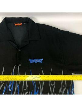 discount-custom-apparel-black-guy-fieri-flames-las-vegas-short-sleeve-shirt-2xl by discount-custom-apparell