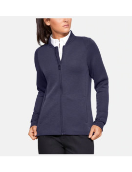 Women's Ua Versa Full Zip Jacket by Under Armour