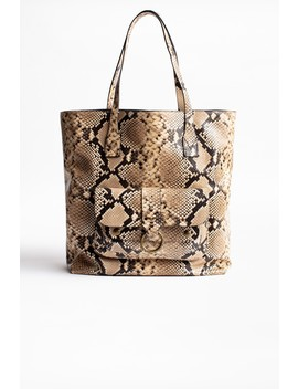 Kate Shopper Wild Bag by Zadig & Voltaire