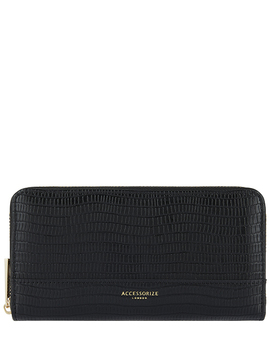 reptile-large-ziparound-wallet by accessorize