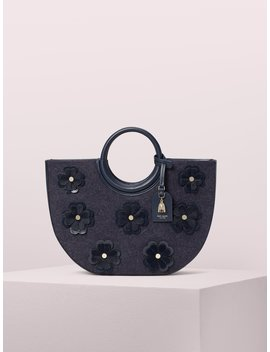 on-purpose-floral-appliqué-circle-tote by kate-spade