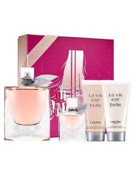 lancome-la-vie-est-belle-eau-de-parfum-100ml-perfume-set-for-her by lancome