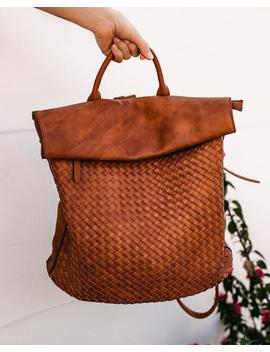 another-adventure-woven-backpack---tan---final-sale by vici