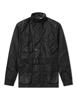 barbour-125th-anniversary-icons-international-wax-jacket by barbour