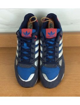 """adidas-men's-""""zx750""""-multi-color-suede_canvas-sneakers-size-10 by adidas"""