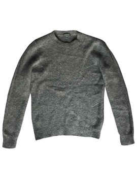 grey-knitwear-&-sweatshirt by cos