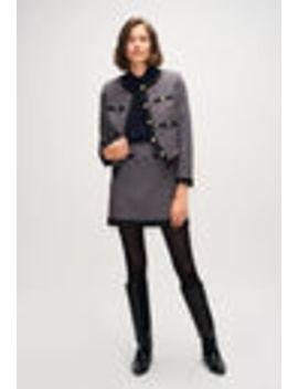 Gingham Suit Jacket by Claudie Pierlot