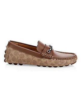 leather-chain-driver-loafers by coach