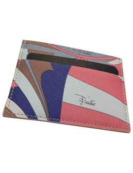 leather-card-wallet by emilio-pucci