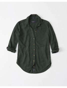 pocket-flannel by abercrombie-&-fitch