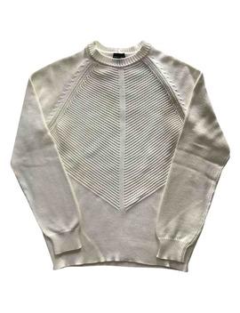 White Cotton Knitwear & Sweatshirt by Giorgio Armani