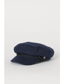 șapcă-de-căpitan by h&m