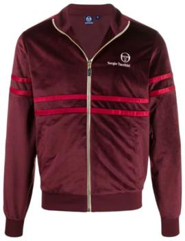 velvet-sports-jacket by sergio-tacchini