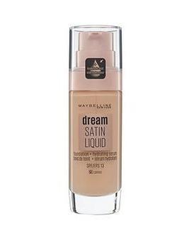 Dream Satin Liquid Foundation by Maybelline