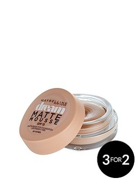 dream-matte-mousse by maybelline