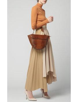 hortensia-medium-croc-effect-leather-bag by wandler